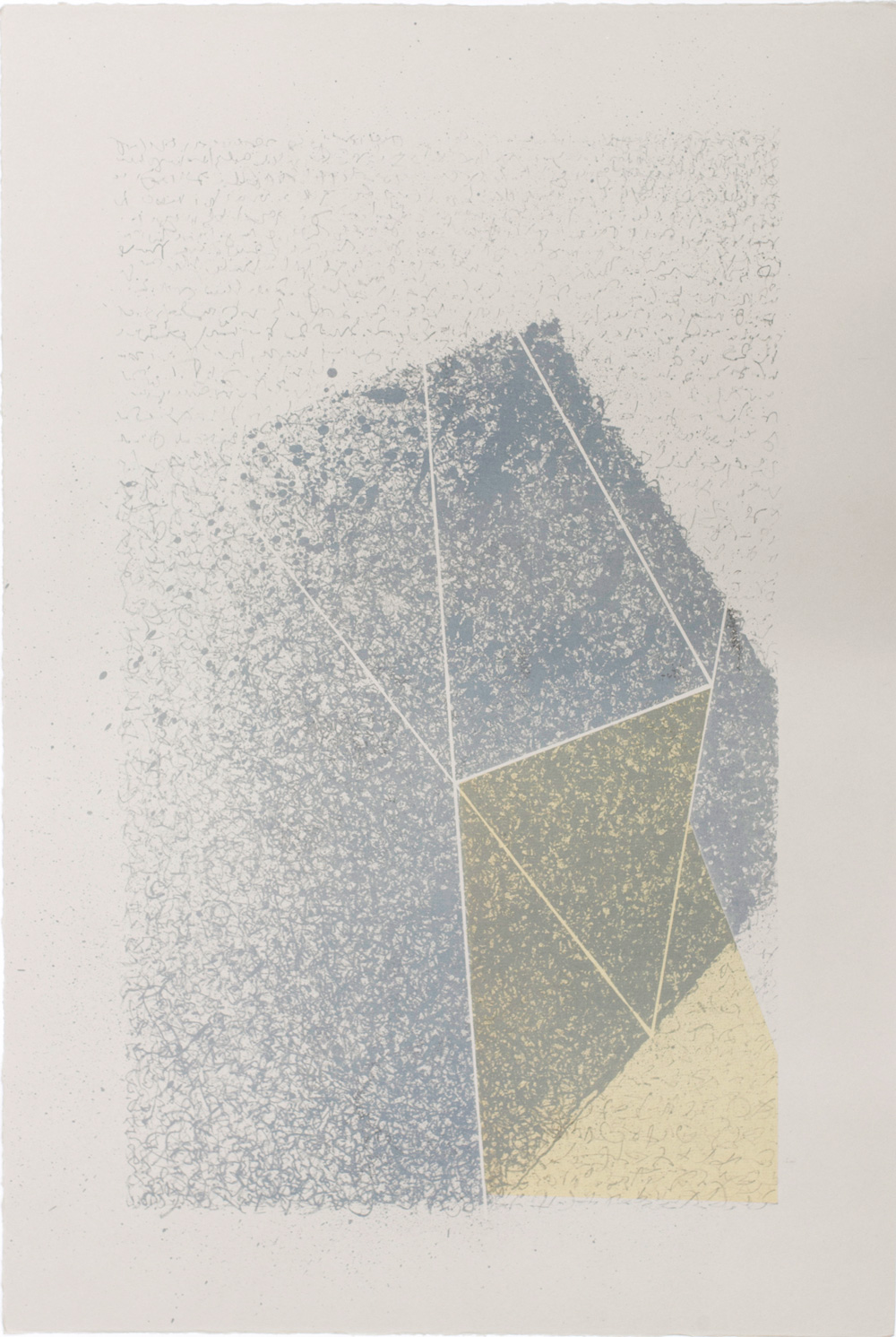 Albuquerque Colour Square 2015, Lithograph, 50 x 35cm
