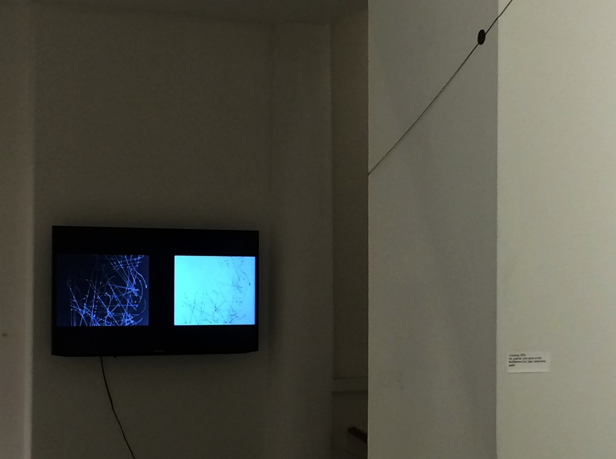 LOCATIONS video installation
