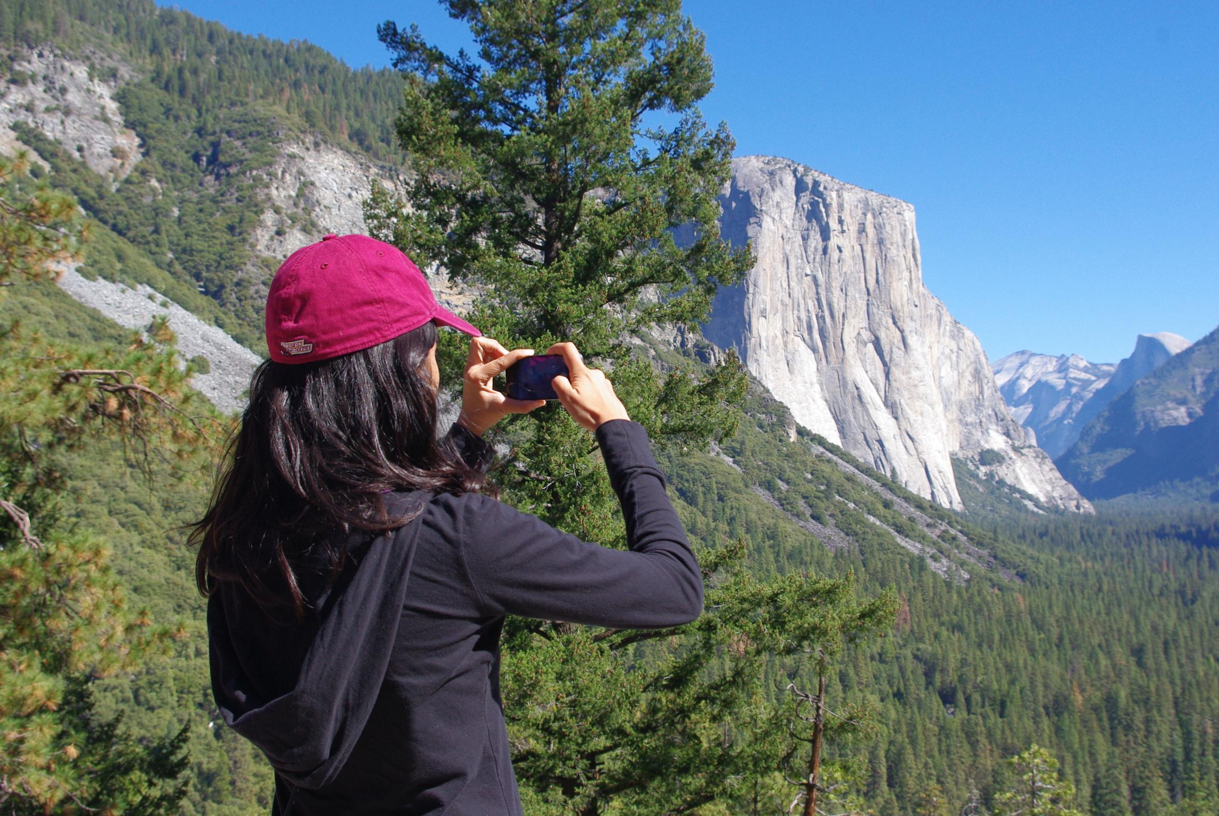 Yosemite National Park Tunnel View Jen's Bucket List