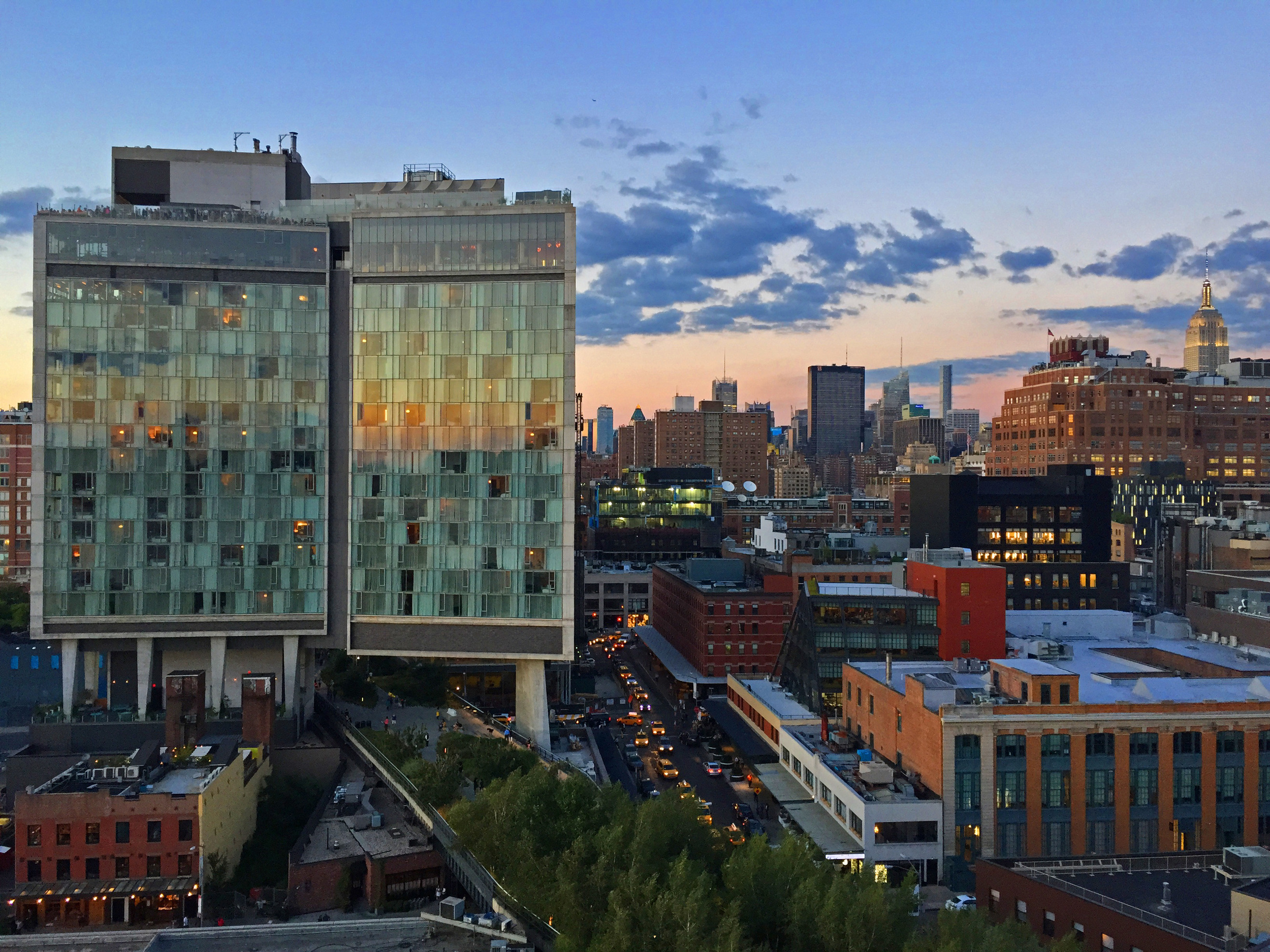 The New Whitney Musuem The Highline view Jen's Bucket List