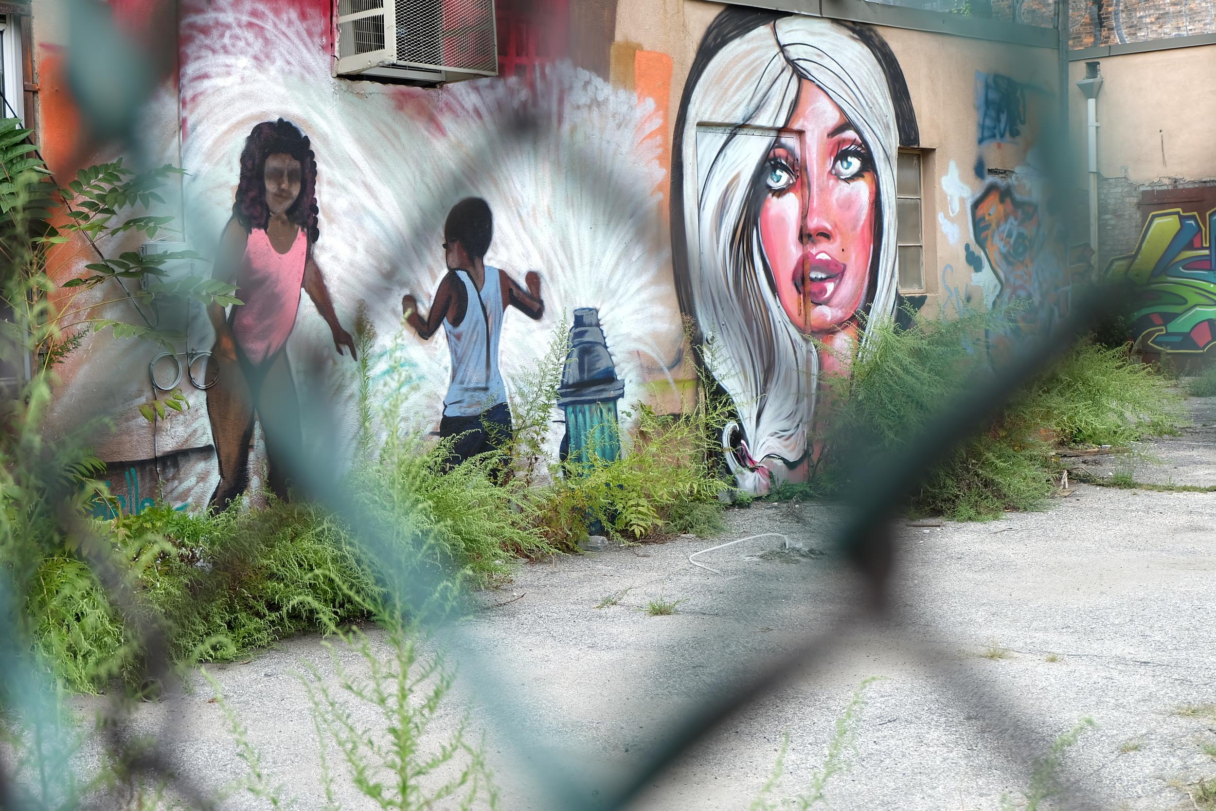 Williamsburg Graffiti Brooklyn Jen's Bucket List
