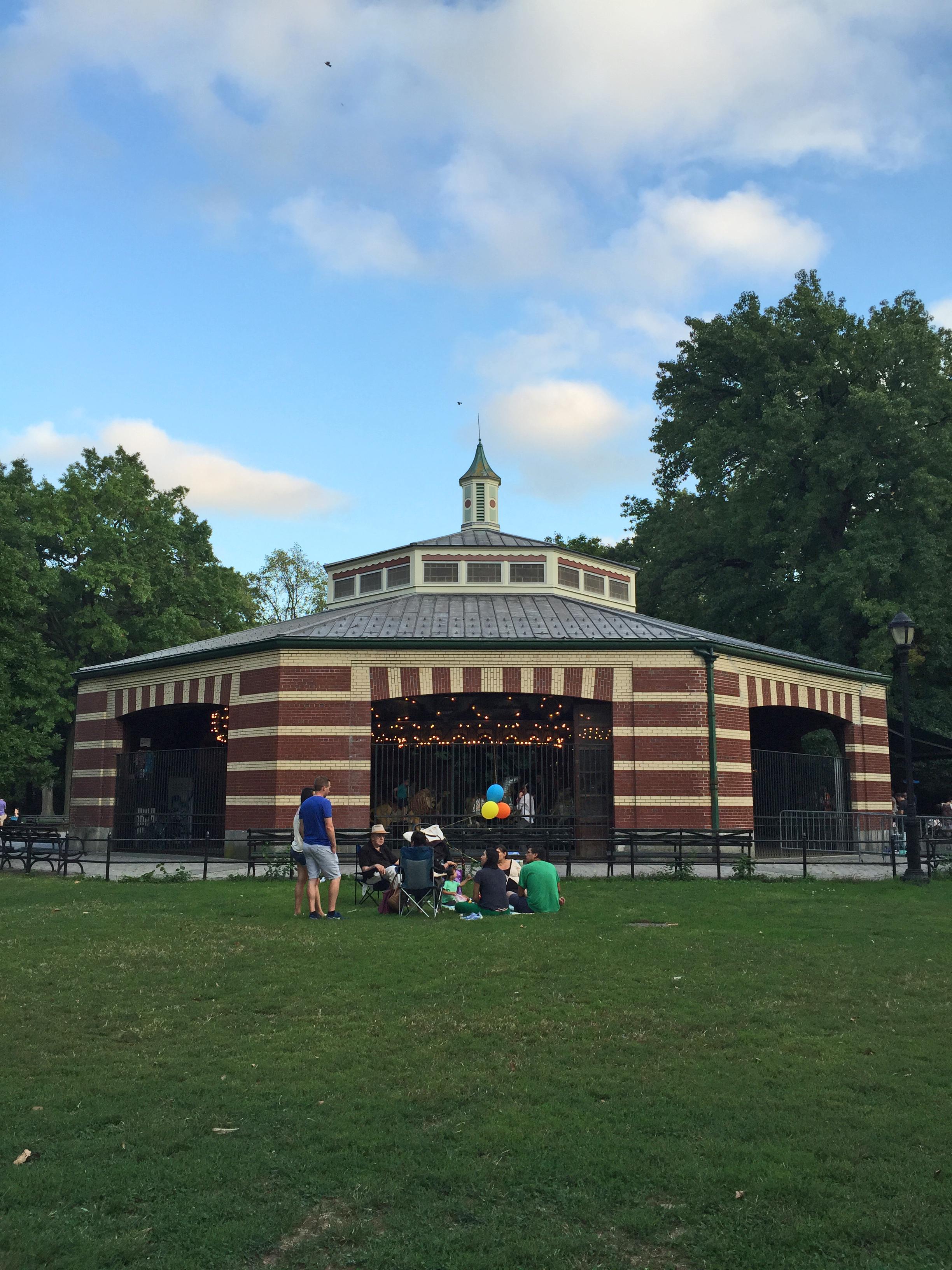 Brooklyn Prospect Park Jen's Bucket List