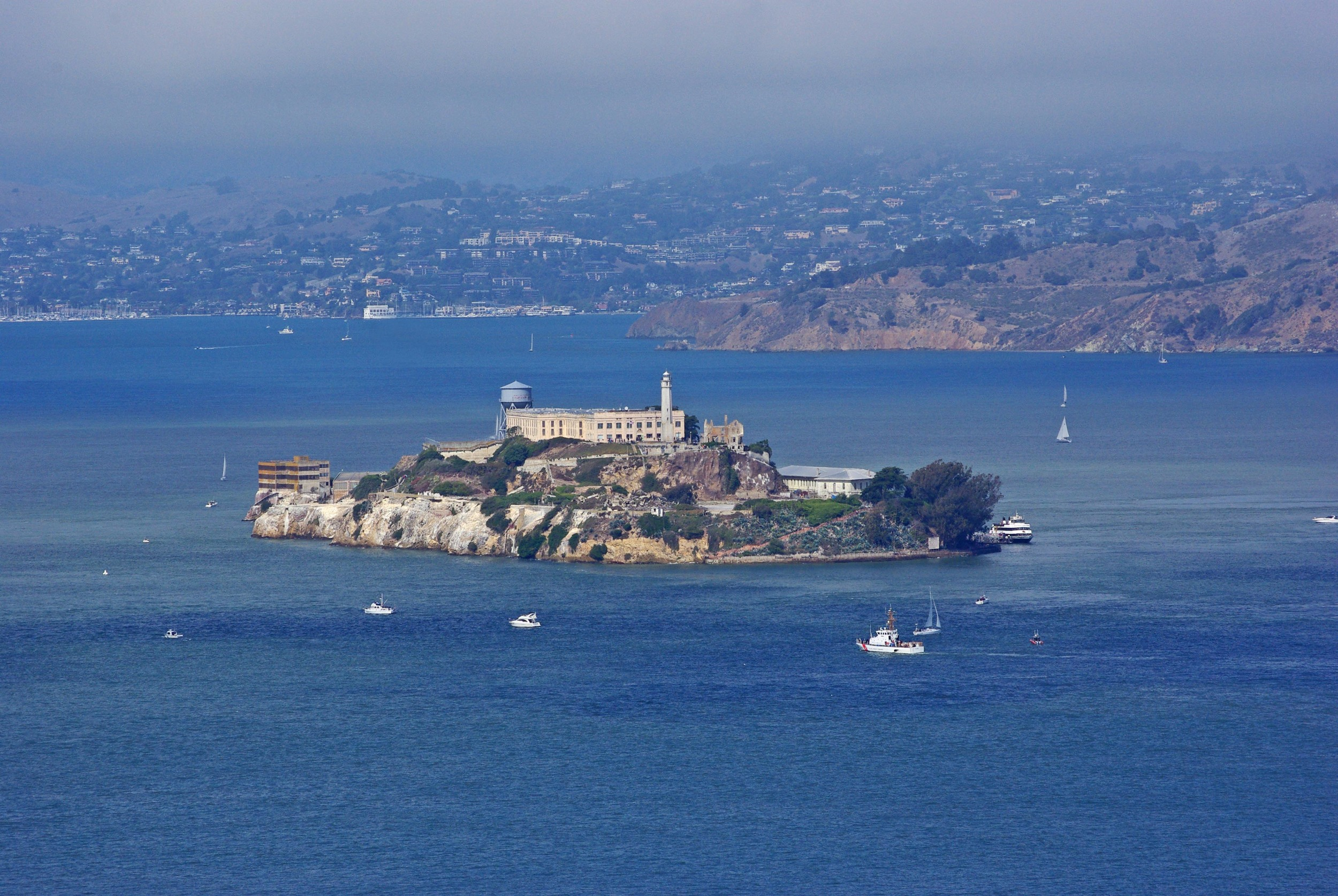 12.Learn about Alcatraz with an audio tour