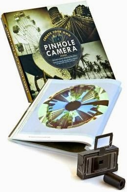 10.      Create Your Own Pinhole Camera      ($1.99) Pinhole photography is a fun homage to the history of photography. Learn how a camera captures an image and have some fun building this cardboard camera for JUST 1.99 (down from 19.99!).