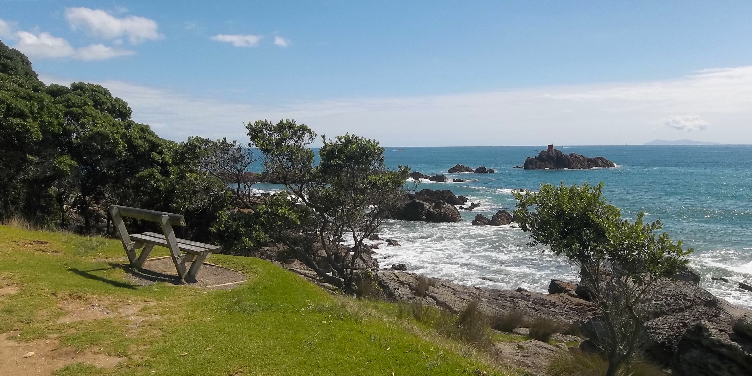 A favorite spot on the north island. Tauranga, New Zealand