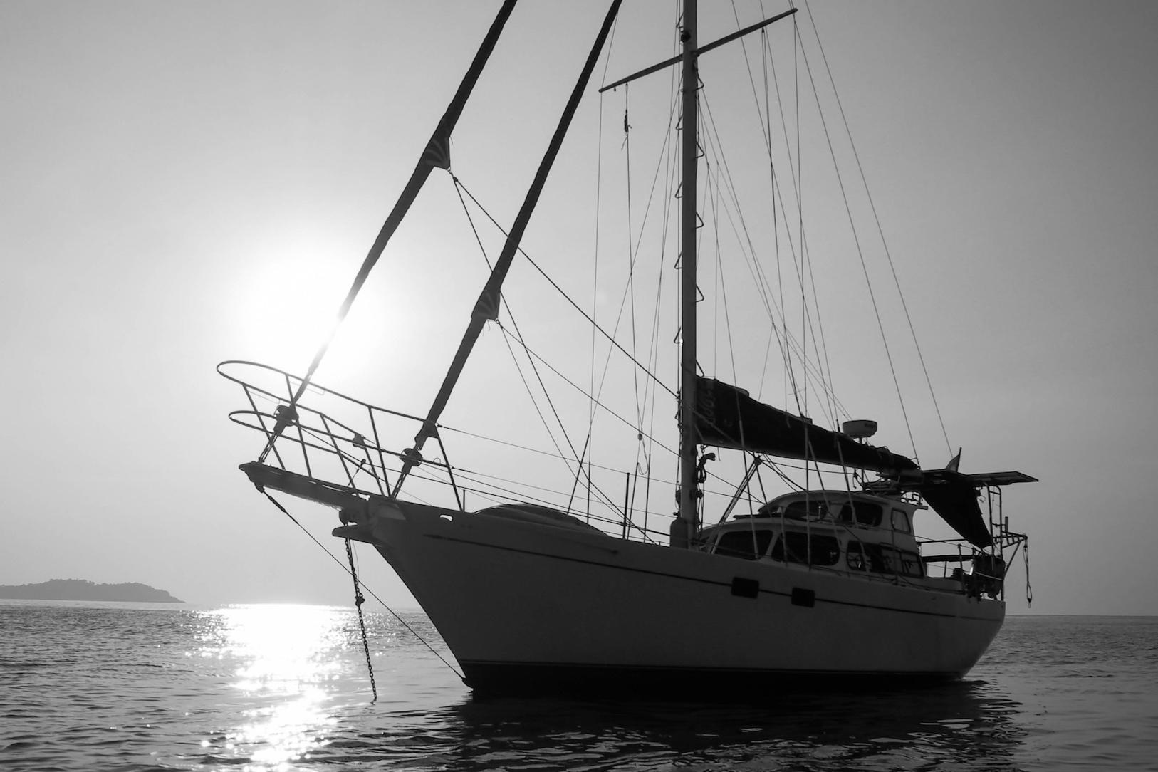 Pirate ship? Photo by  Igor Ovsyannykov  on  Unsplash
