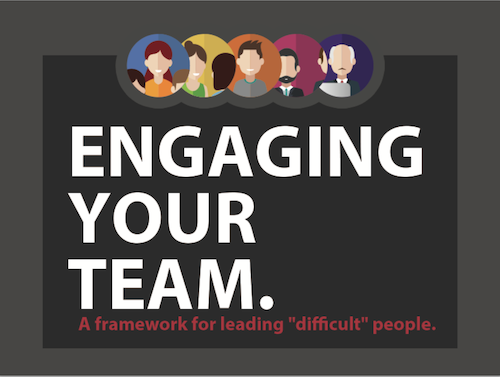 Learn more . . . - Get our free ebook Engaging Your Team: A framework for leading