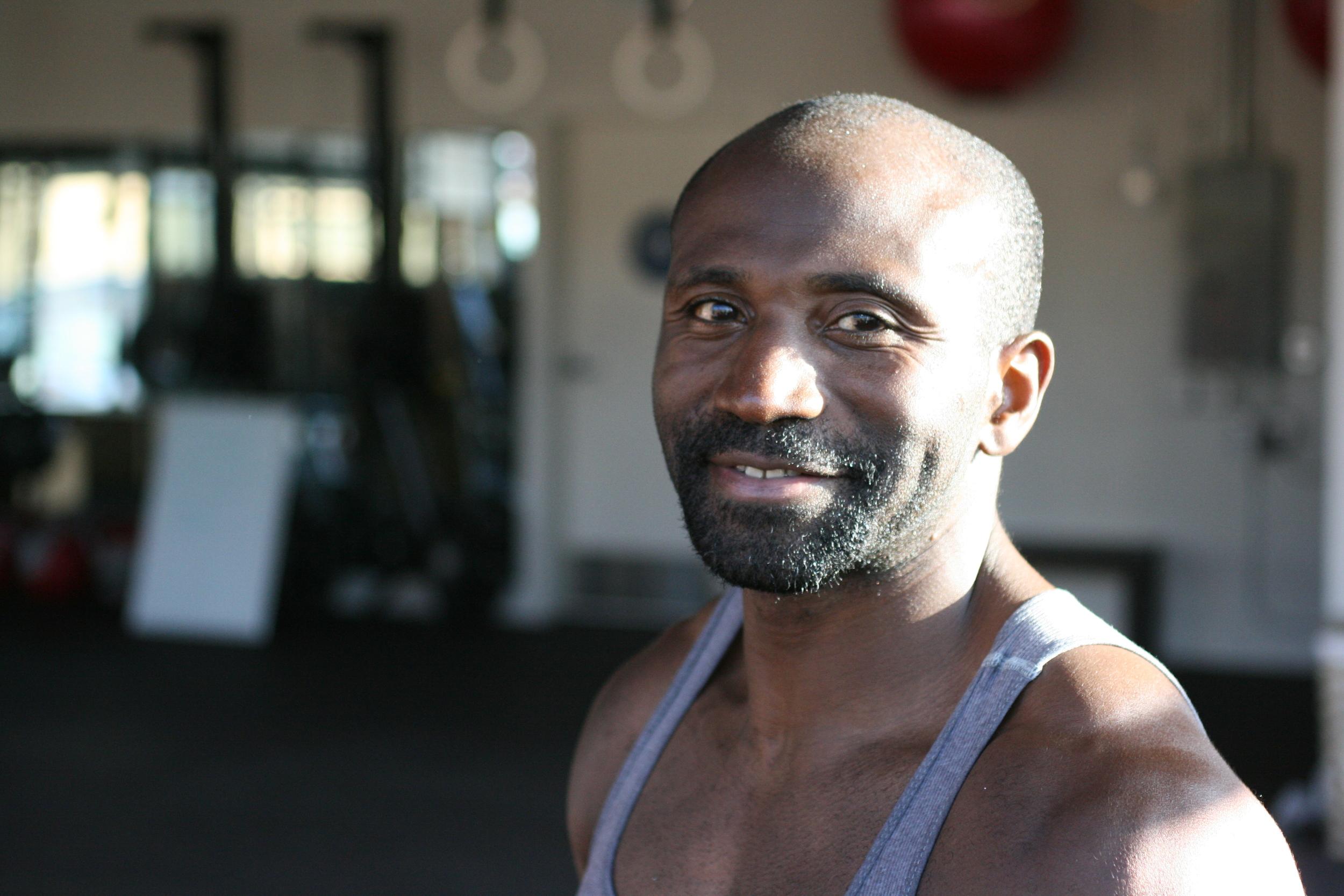 Personal Trainer Alameda, CA Nate Wantatah