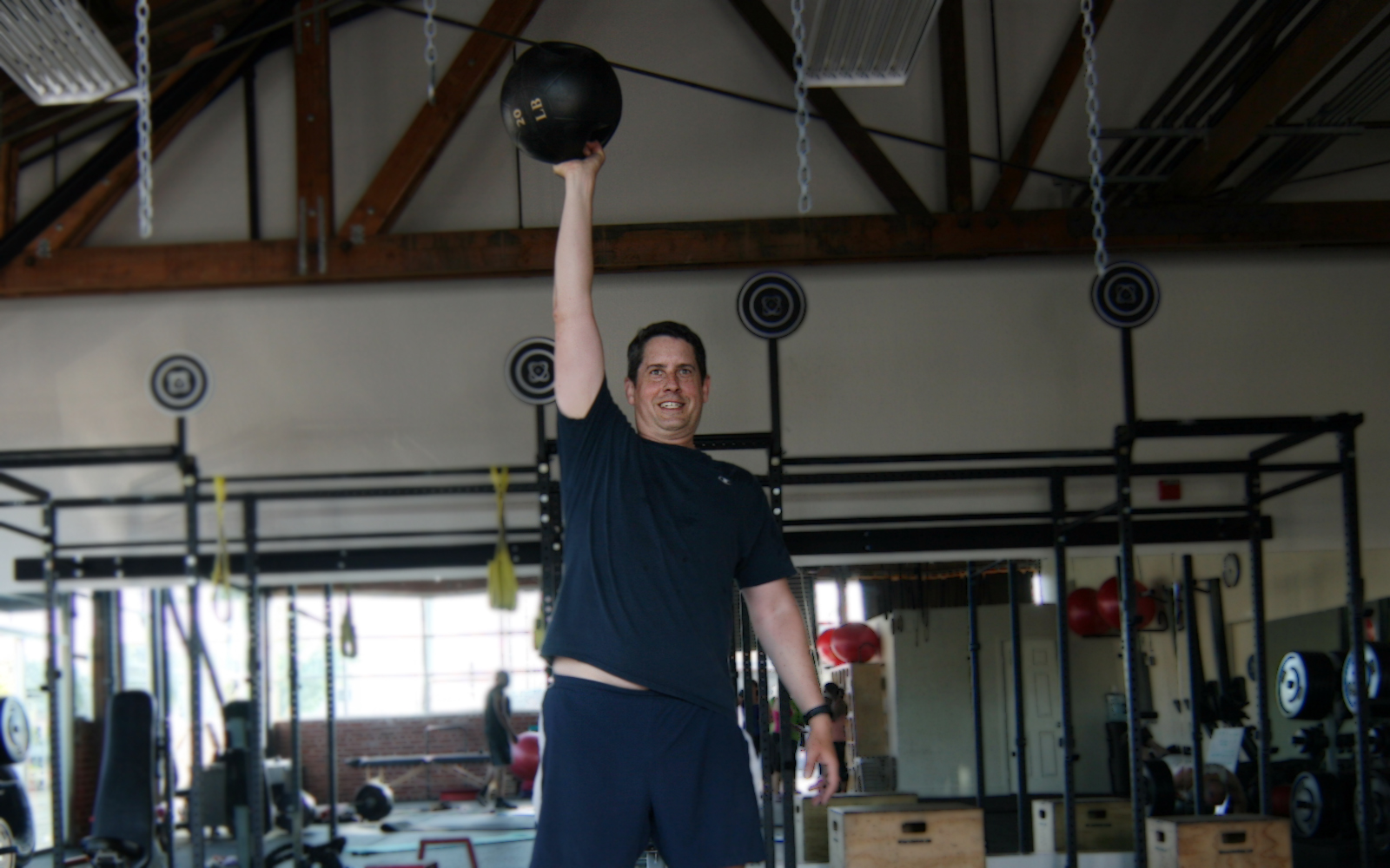 Personal Trainer Alameda CA Nate Wantatah
