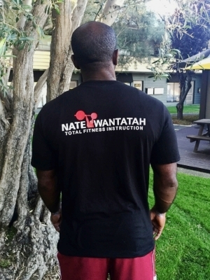 Nate Wantatah Total Fitness Instruction T-Shirt
