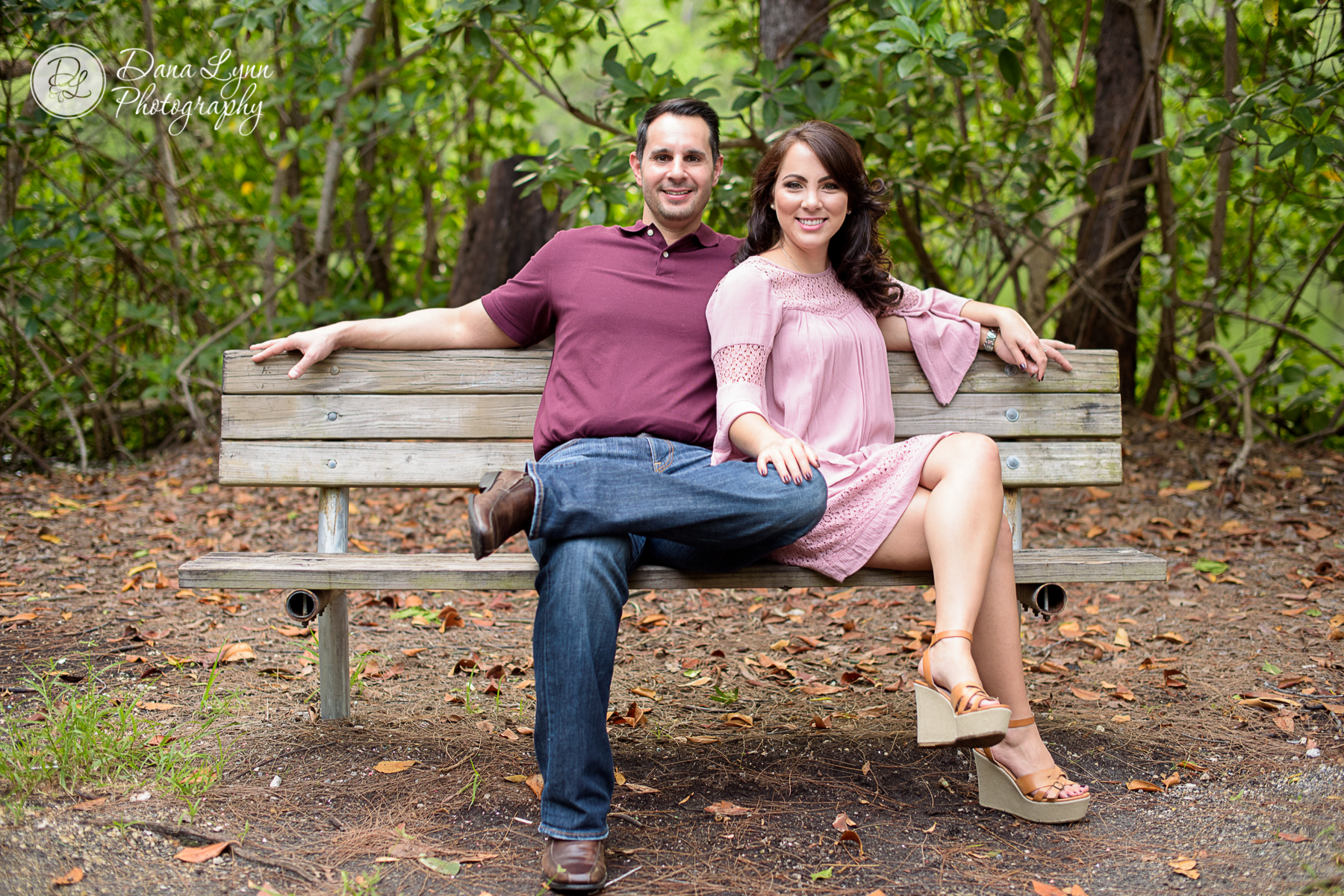 Greynolds Park Engagement Photography