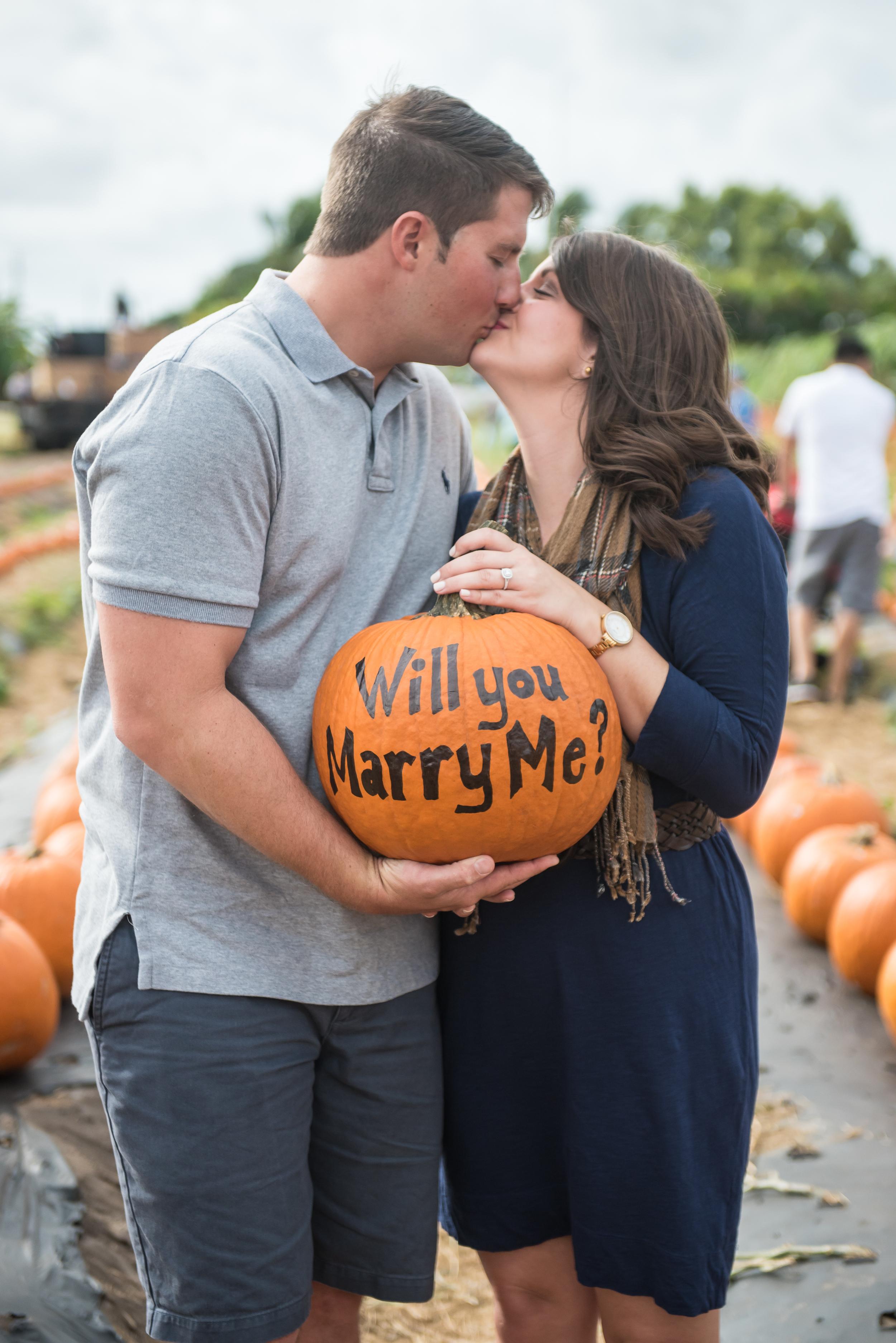 Surprise Proposal | Bedner's Farm Fresh Market