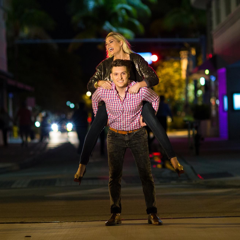 Kait & Greg | New World Symphony Miami Beach