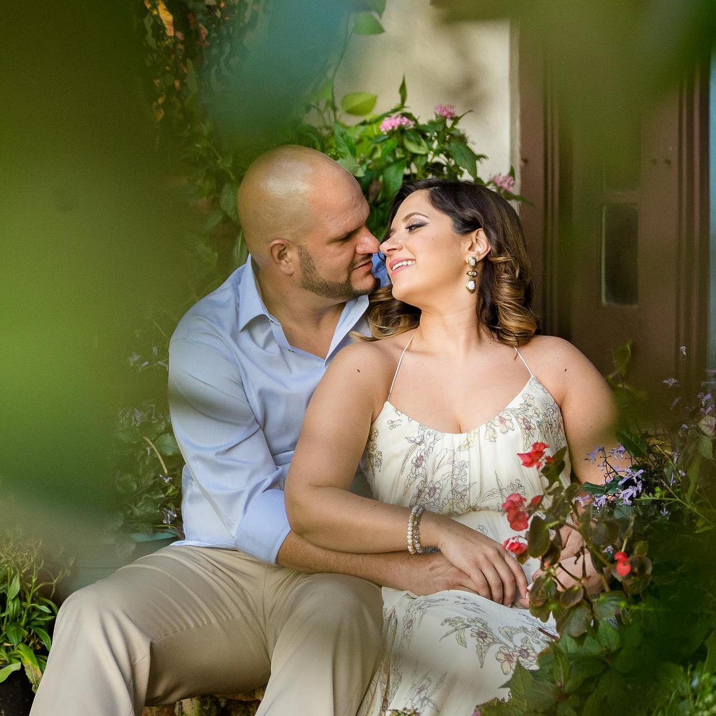 Christina & Ramon | The Walton House, FL
