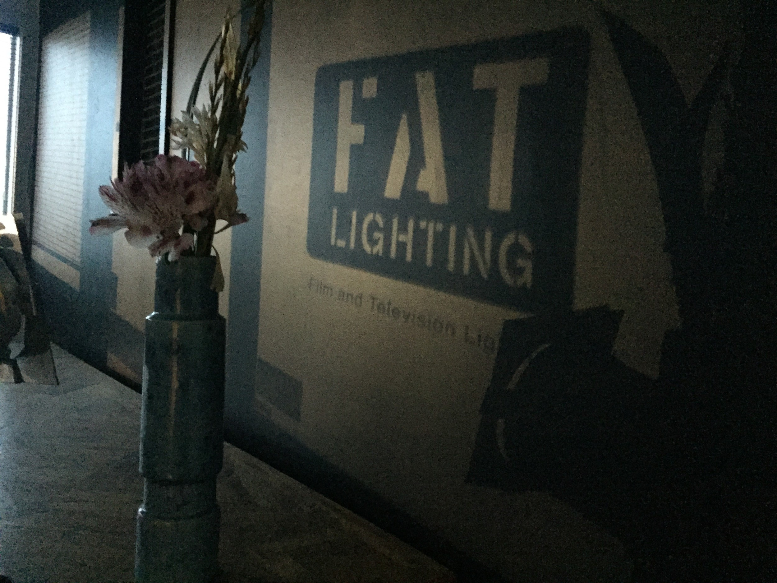 FAT Offices by Night