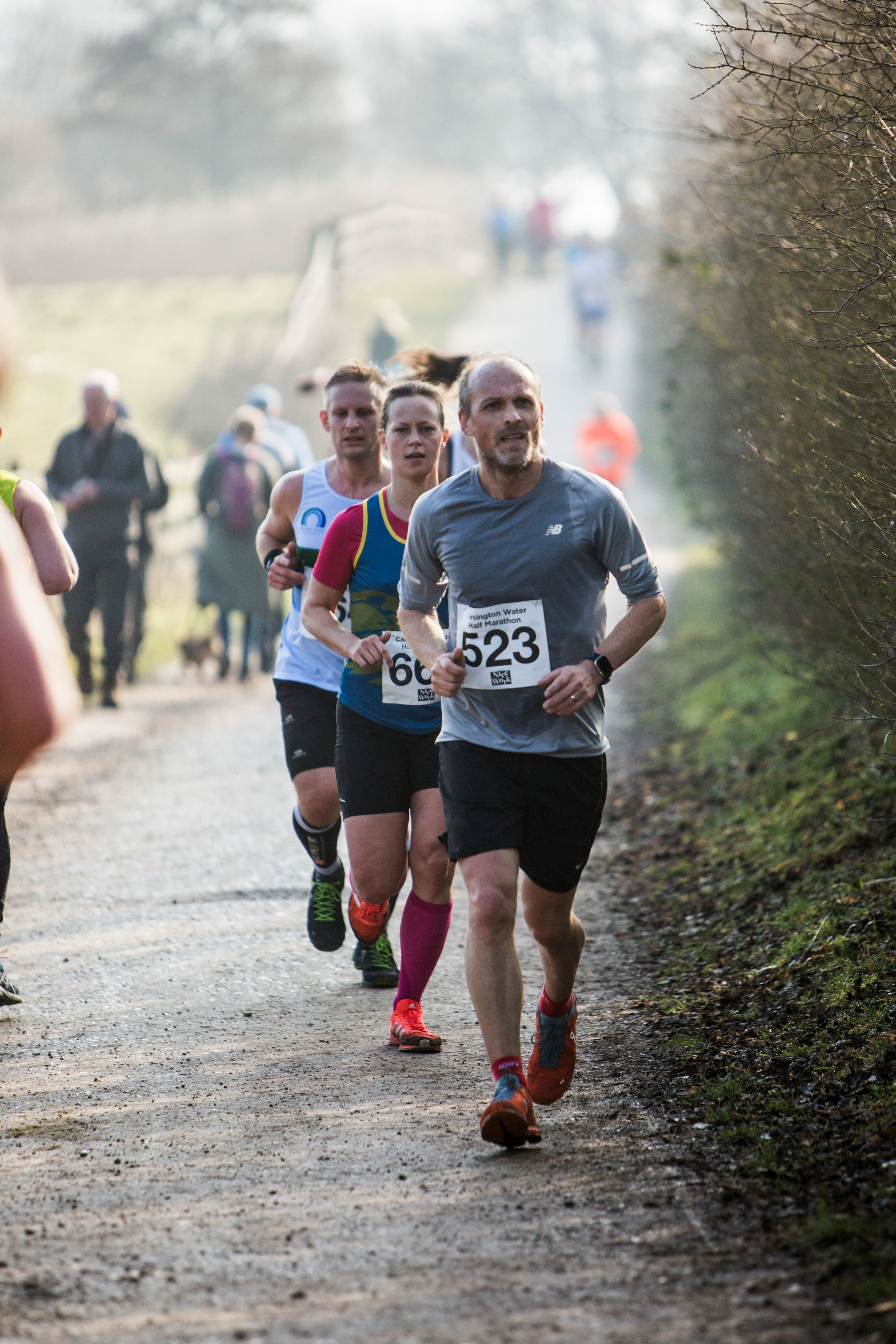 Carsington Half Marathon