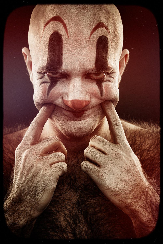 Clownville Smiler