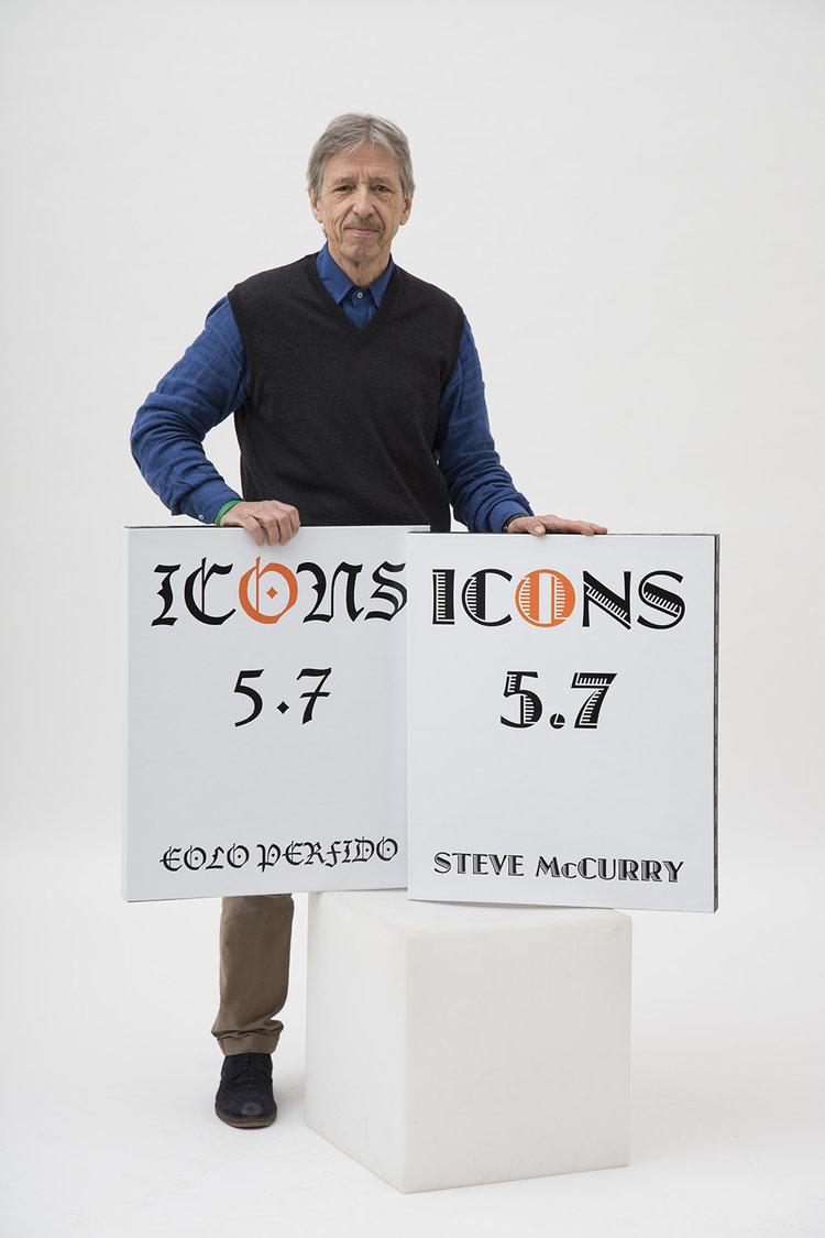 Icons5.7 designer Anders Weina