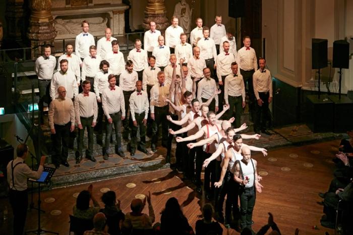 Optreden in de Duif januari 2017 / Performance in de Duif January 2017