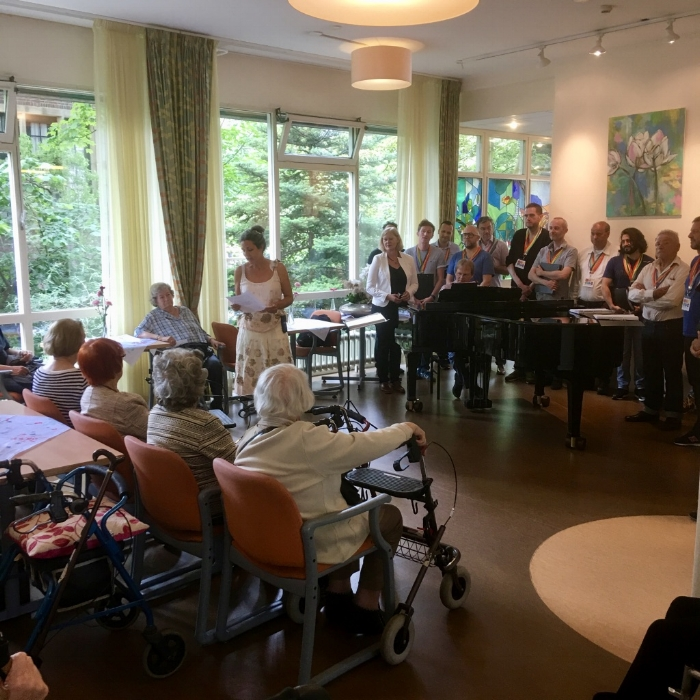 Verzorgingstehuis Amsta Vondelstede juni 2017 / Care home Amsta Vondelstede June 2017