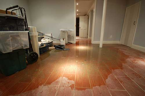 water damage restoration marietta