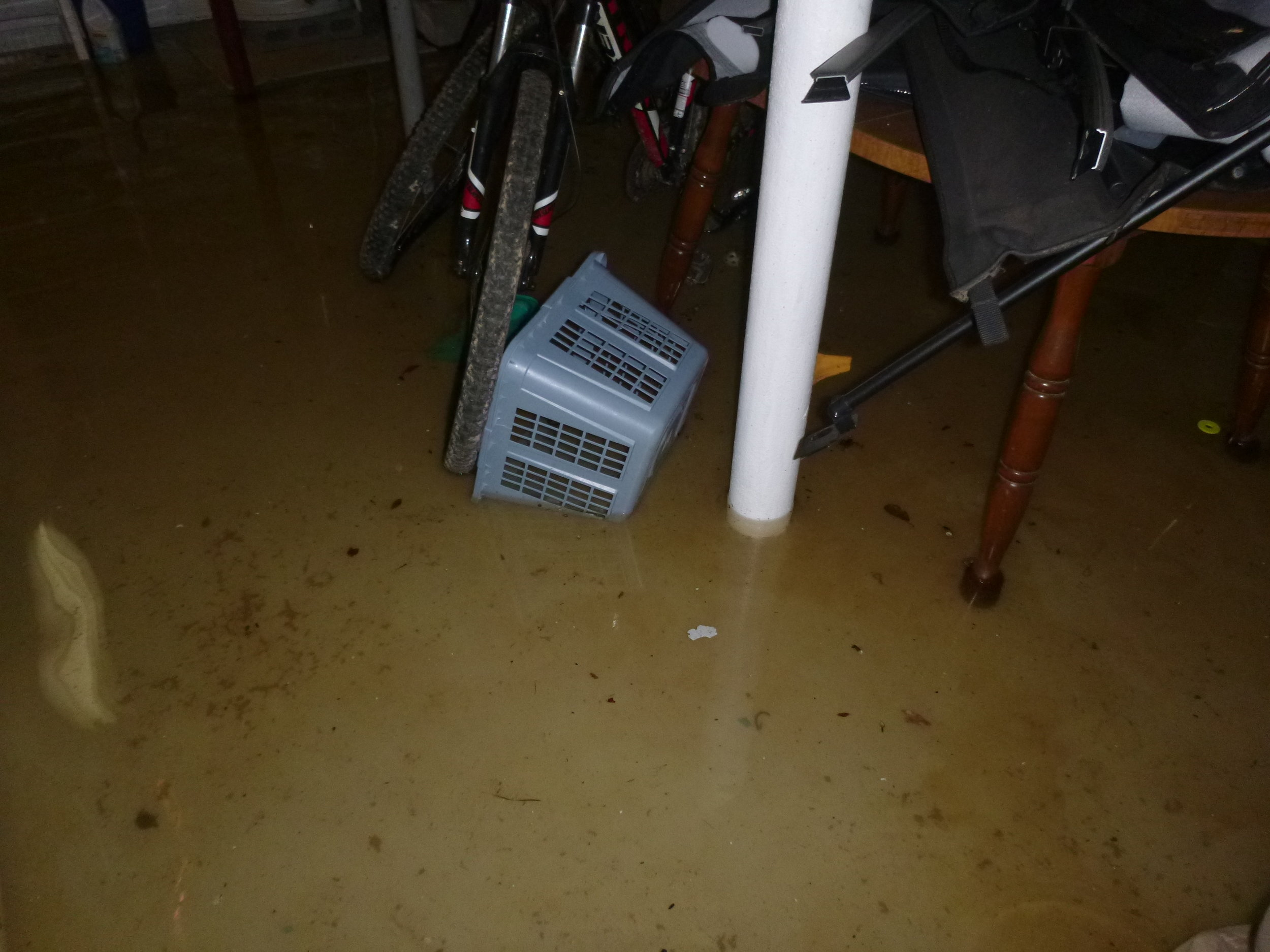 Common Causes of Water Damage - Sewage BackupsPipe BurstHot Water Heater LeaksAppliance LeaksOverflowed Sink, toilet, or bathFlood DamageTornado, Hurricane, or other storm damages