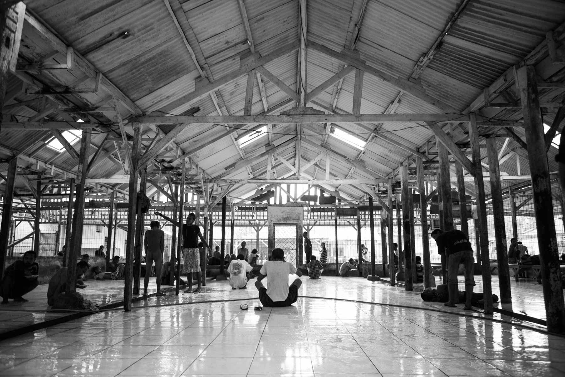 April 2013. Bekasi, Indonesia.