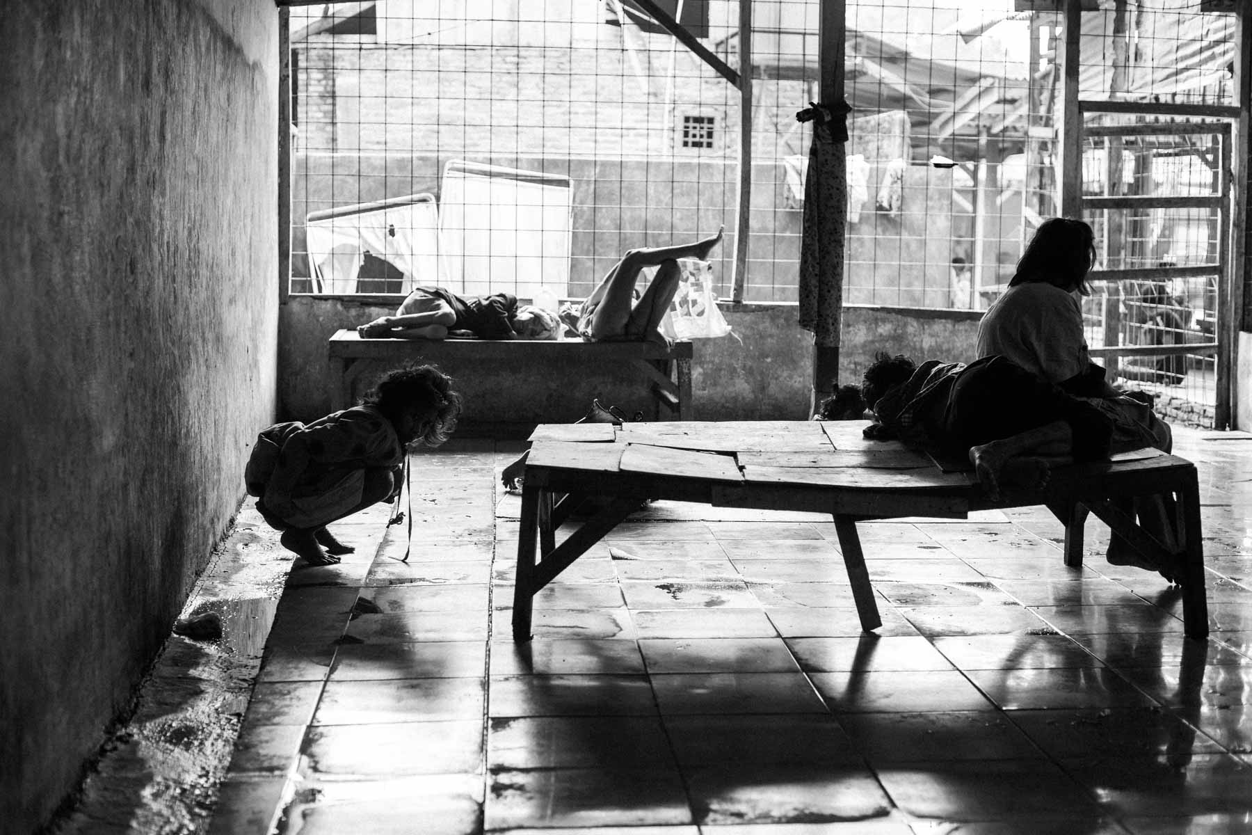 March 2013. Bekasi, Indonesia.