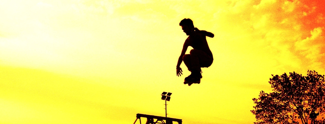 GET AIR ANYWHERE - With the Jumpack Portable Skate Ramp