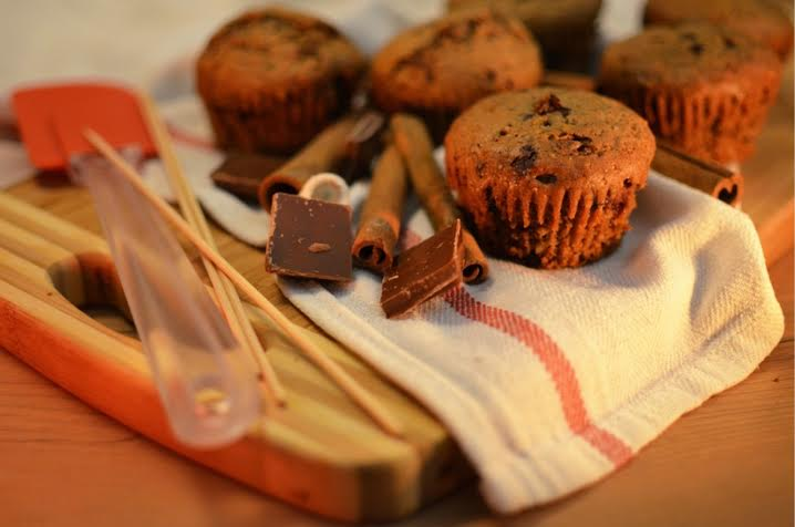 The yummiest oatmeal muffins. Easy to make and great for breakfast or snack on the go.