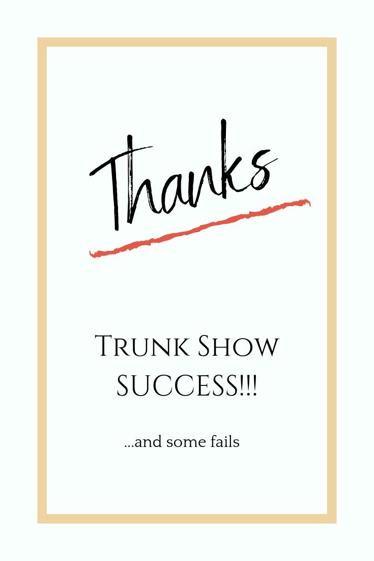 Virtual Trunk Show