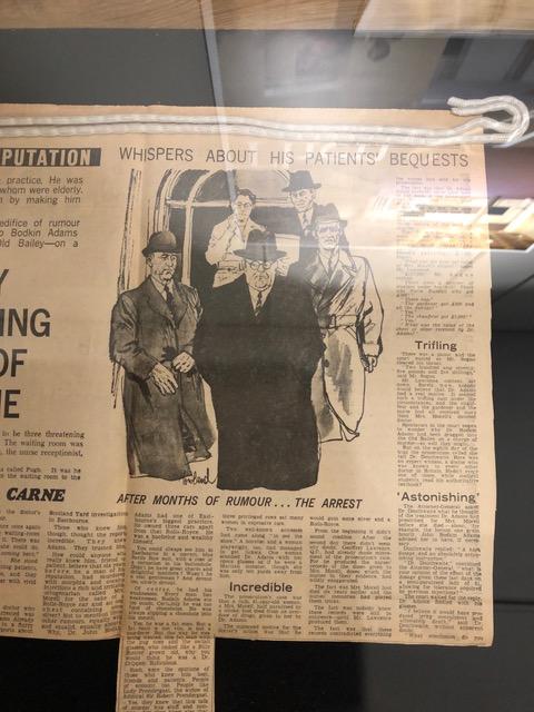 Old Press Cuttings on the Bodkin Adam's Case