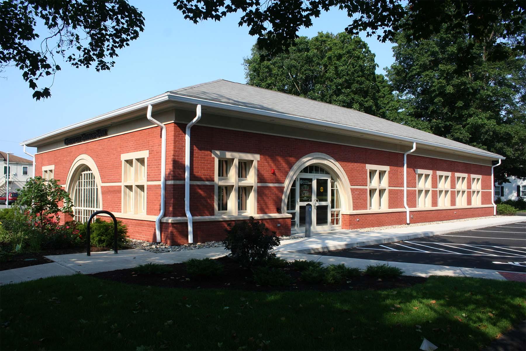 Greenfield Savings Bank S. Deerfield Branch