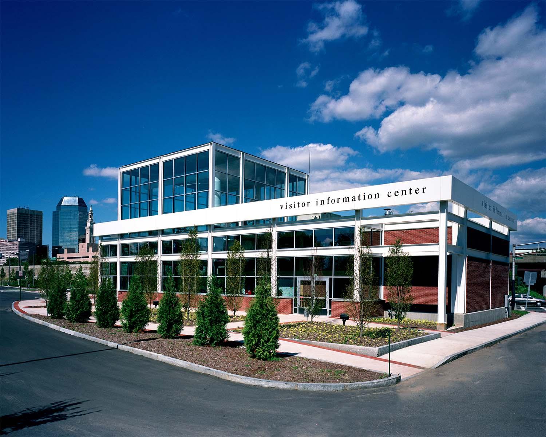 Springfield Riverfront Visitor Information Center