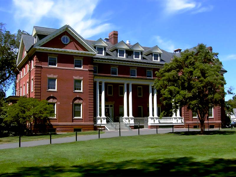 Smith College Chapin House
