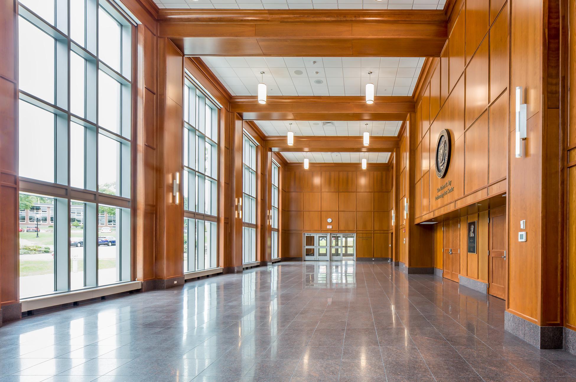 Founders Arts + Academics Center