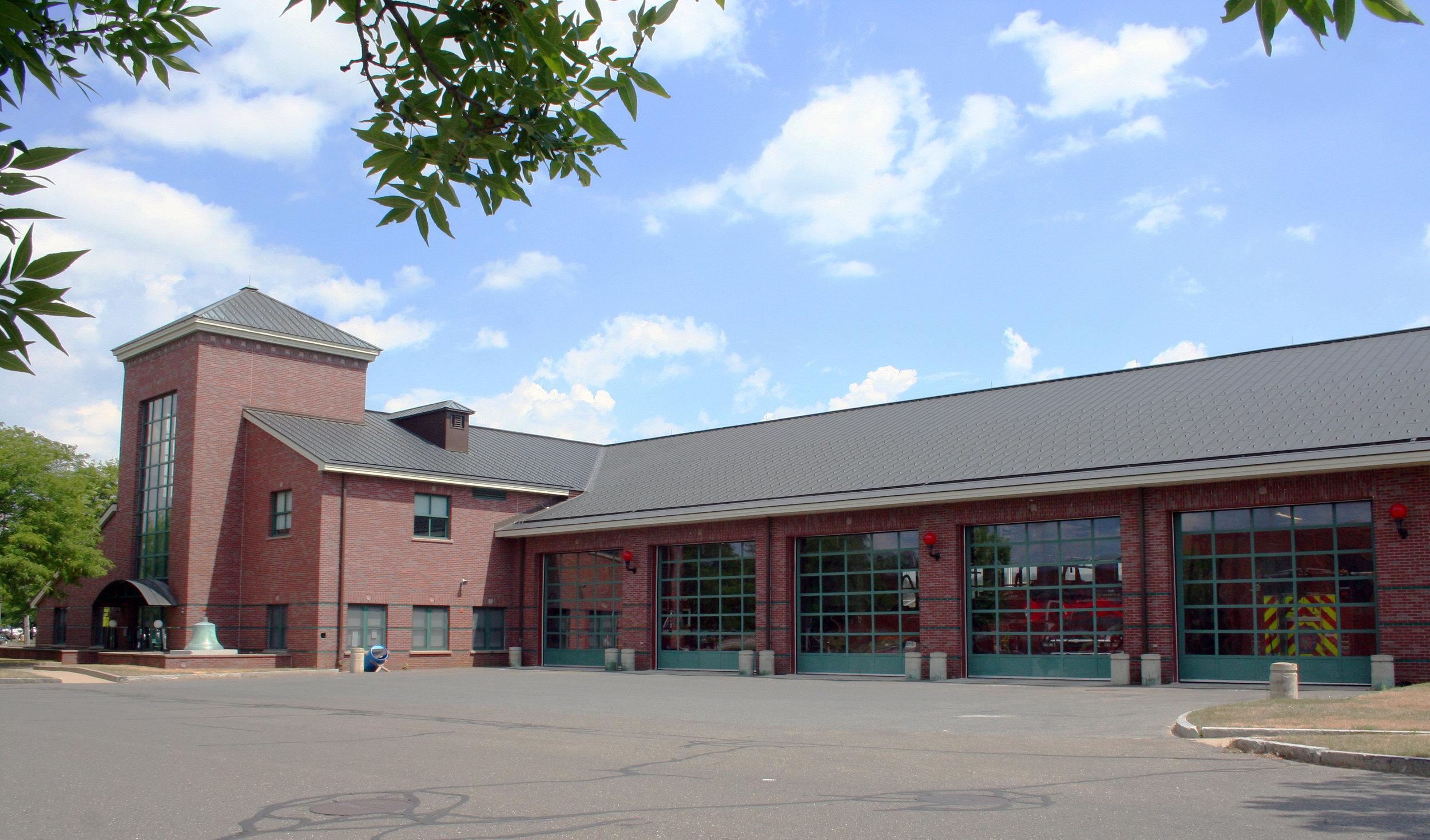 Northampton Fire Station