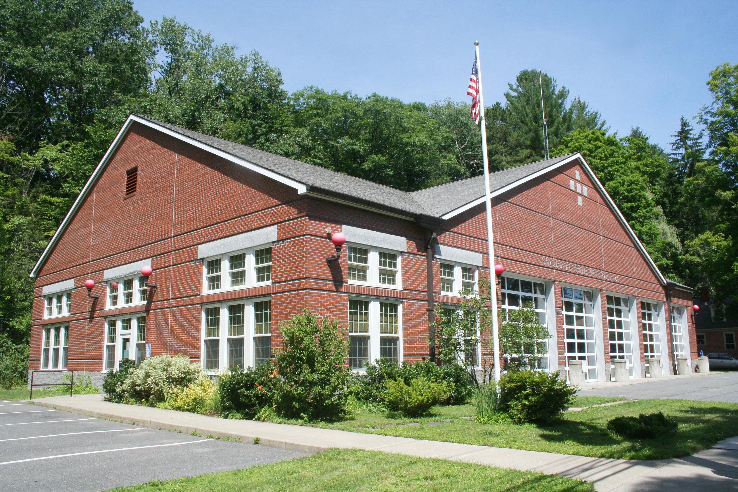 Shelburne Falls Fire Station
