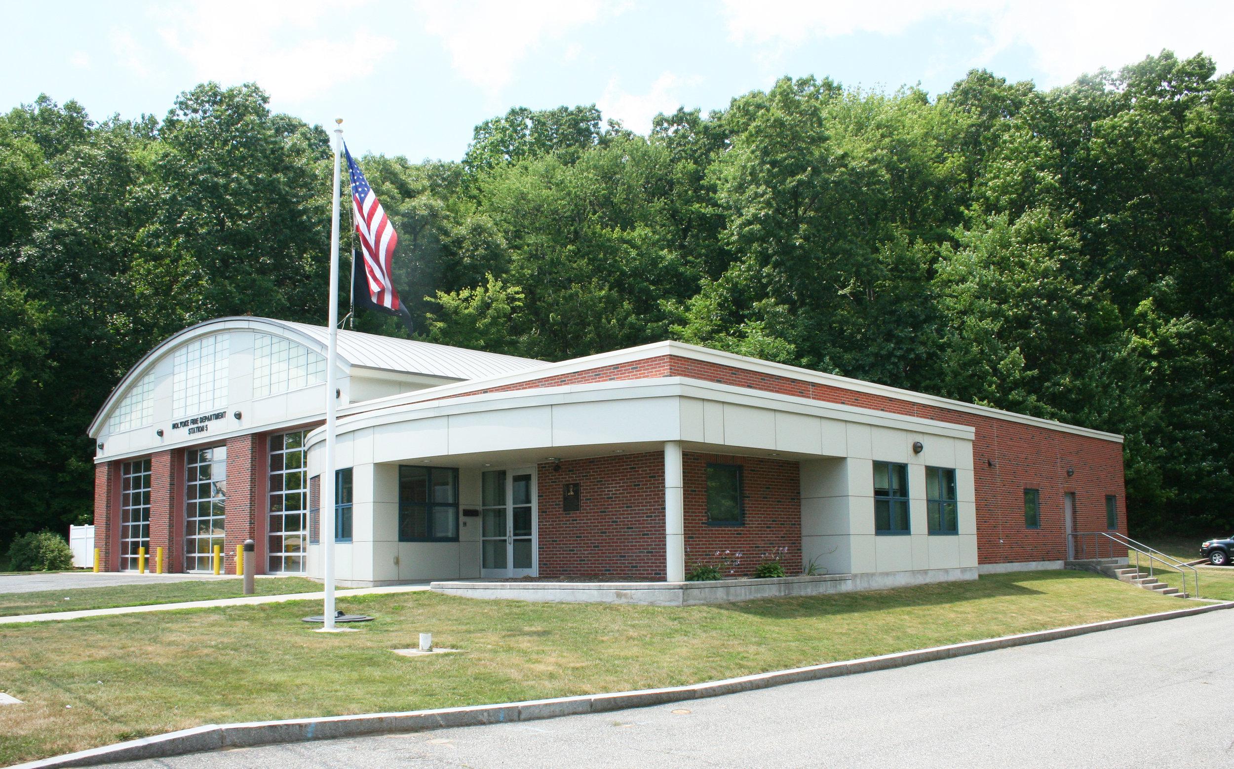 Holyoke Fire Station 5