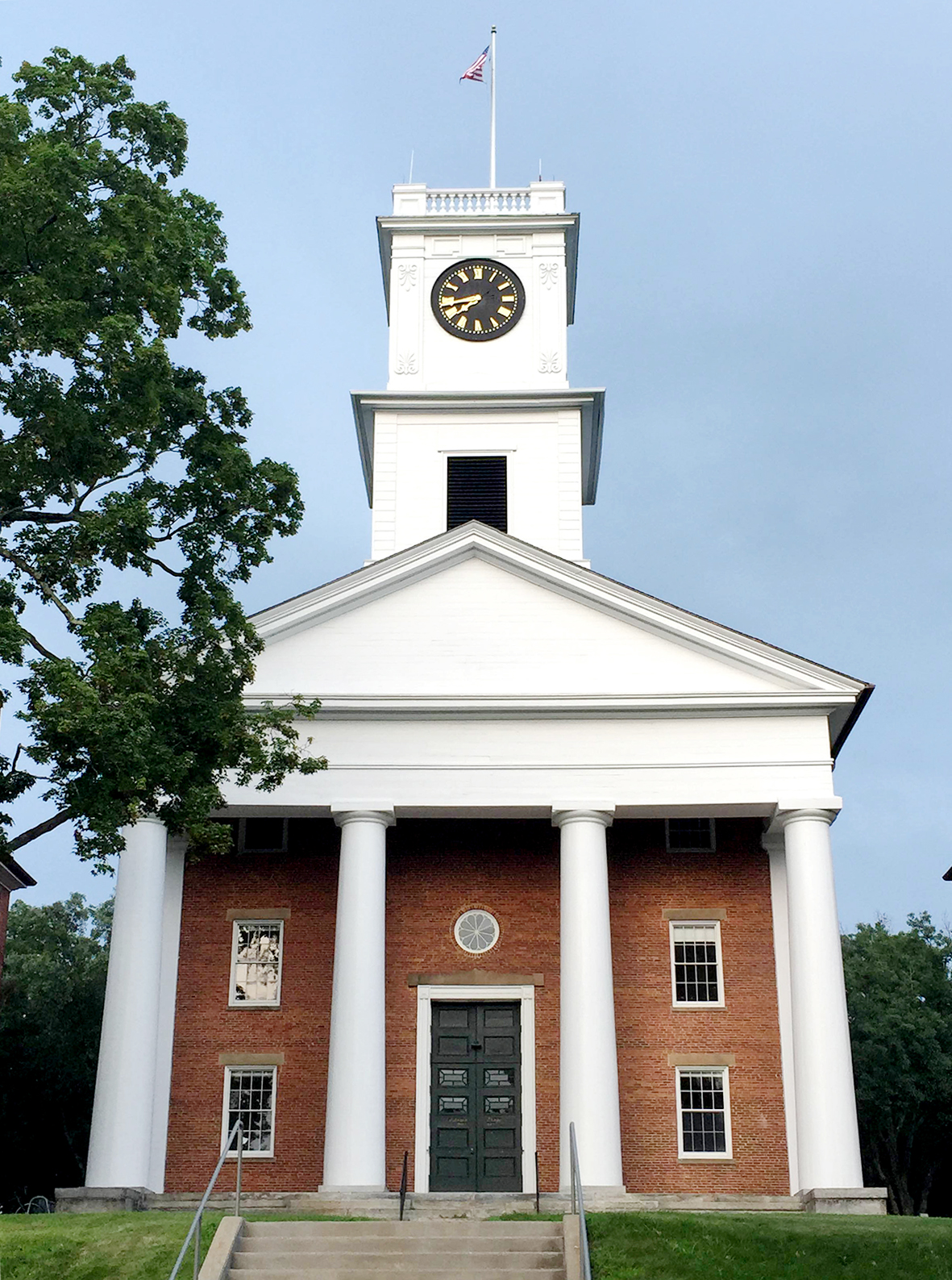 Amherst College Johnson Chapel