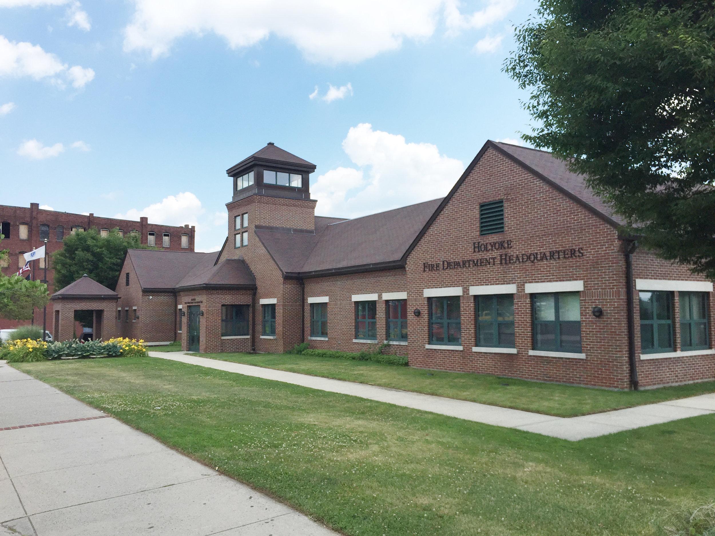 Holyoke Fire Department Headquarters