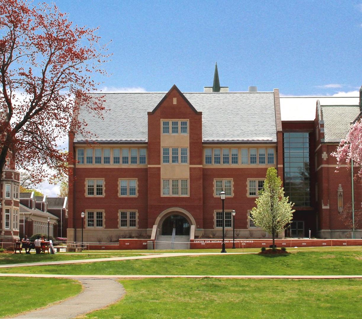 Elms College Science Center