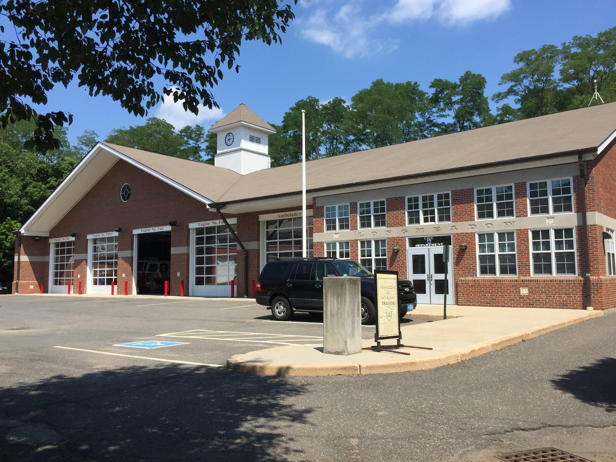 Longmeadow Fire Station Longmeadow MA