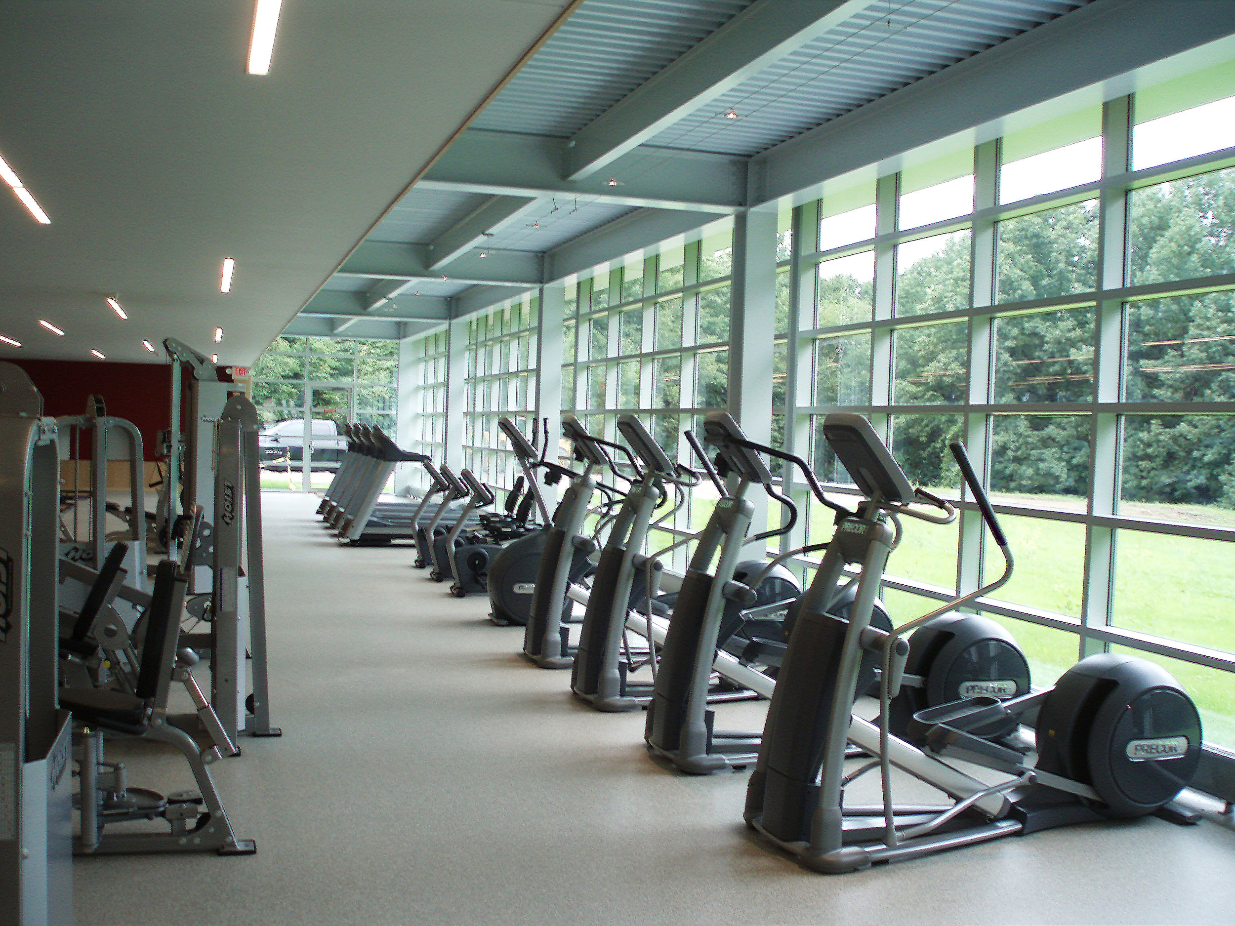 Anna Maria College Fuller Fitness Center   Paxton MA