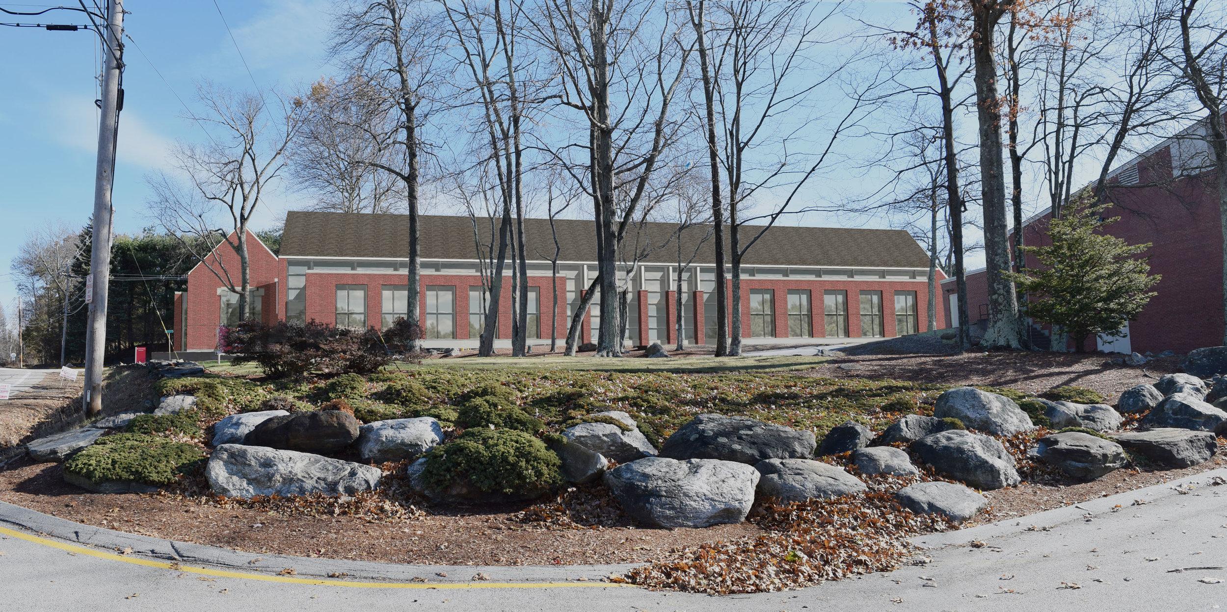 St. John's High School Health and Wellness Center  Shrewsbury MA