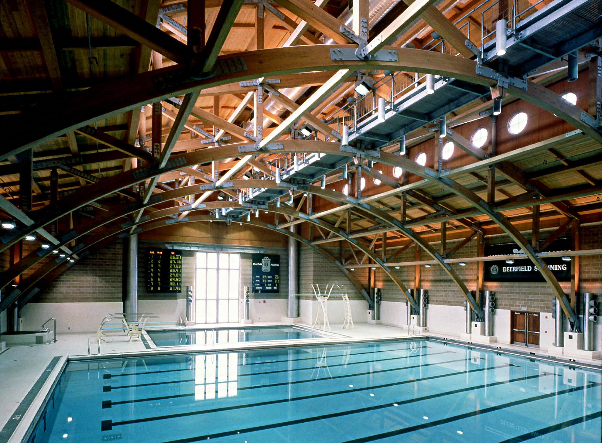 Selected  Athletics Facilities