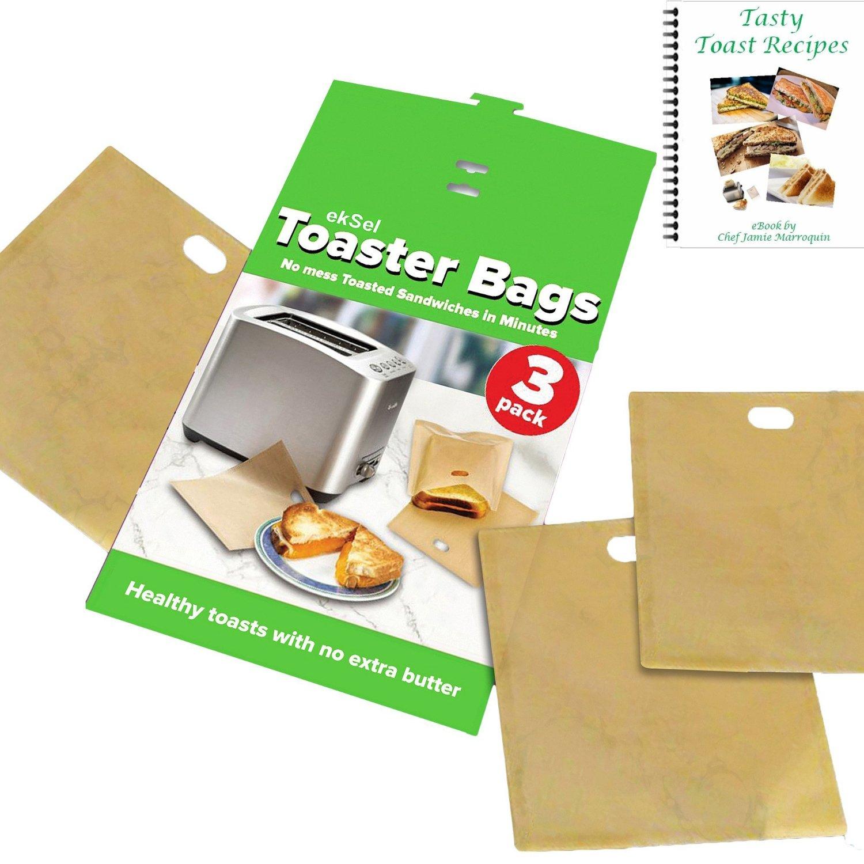 ekSel Toaster Bags