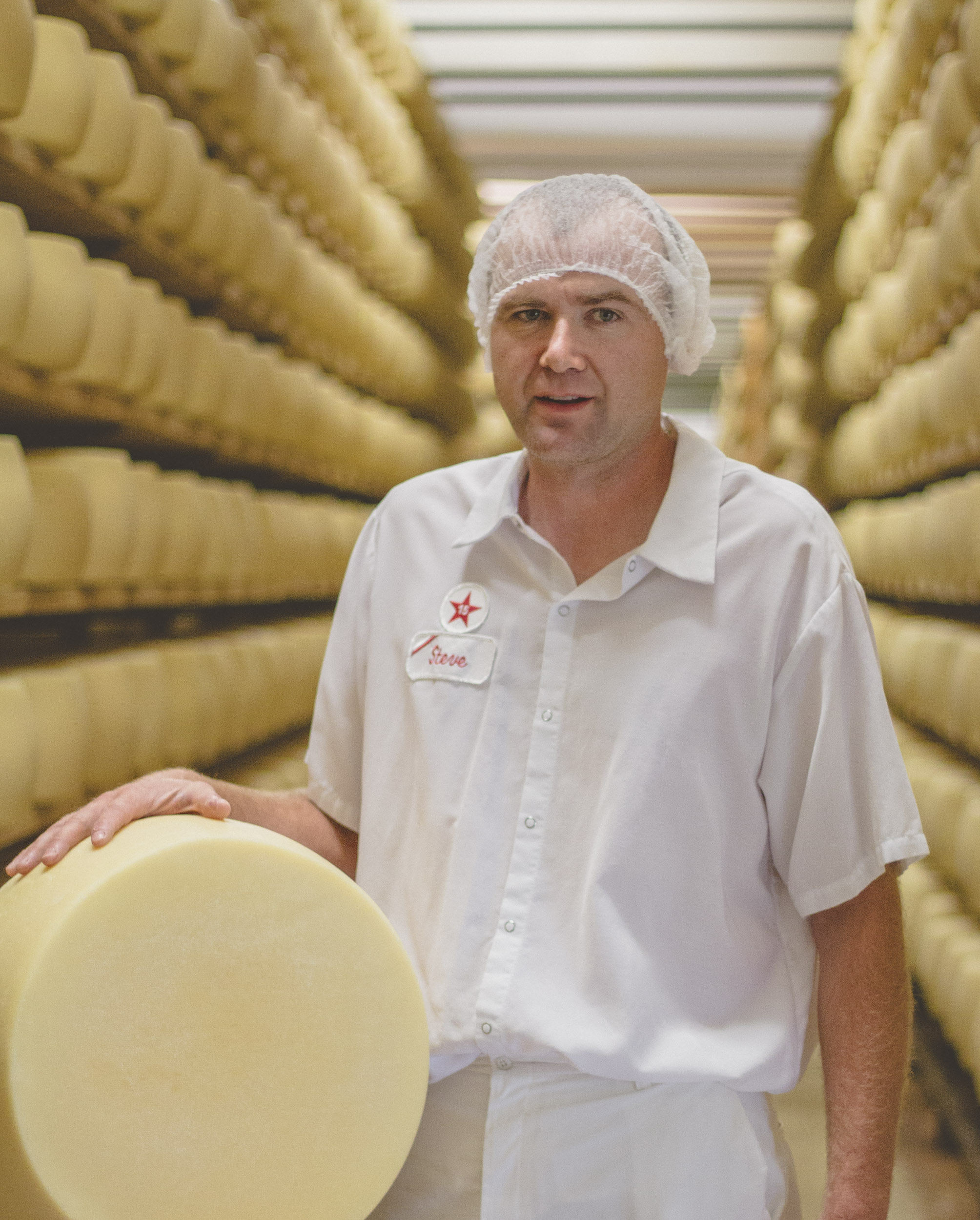 *Steve Bierhals has received countless awards for his American Grana including several First Place, Best of Class medals at International Cheese competitions.