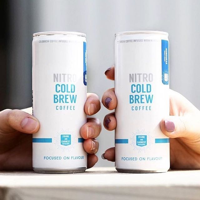Help us with a little research for a chance to win 4 FREE cans of #nitrocoldbrew Take part by 11pm on 4 Jan 2018: see link in bio #coldbrewcoffee #specialtycoffee #lifestyle
