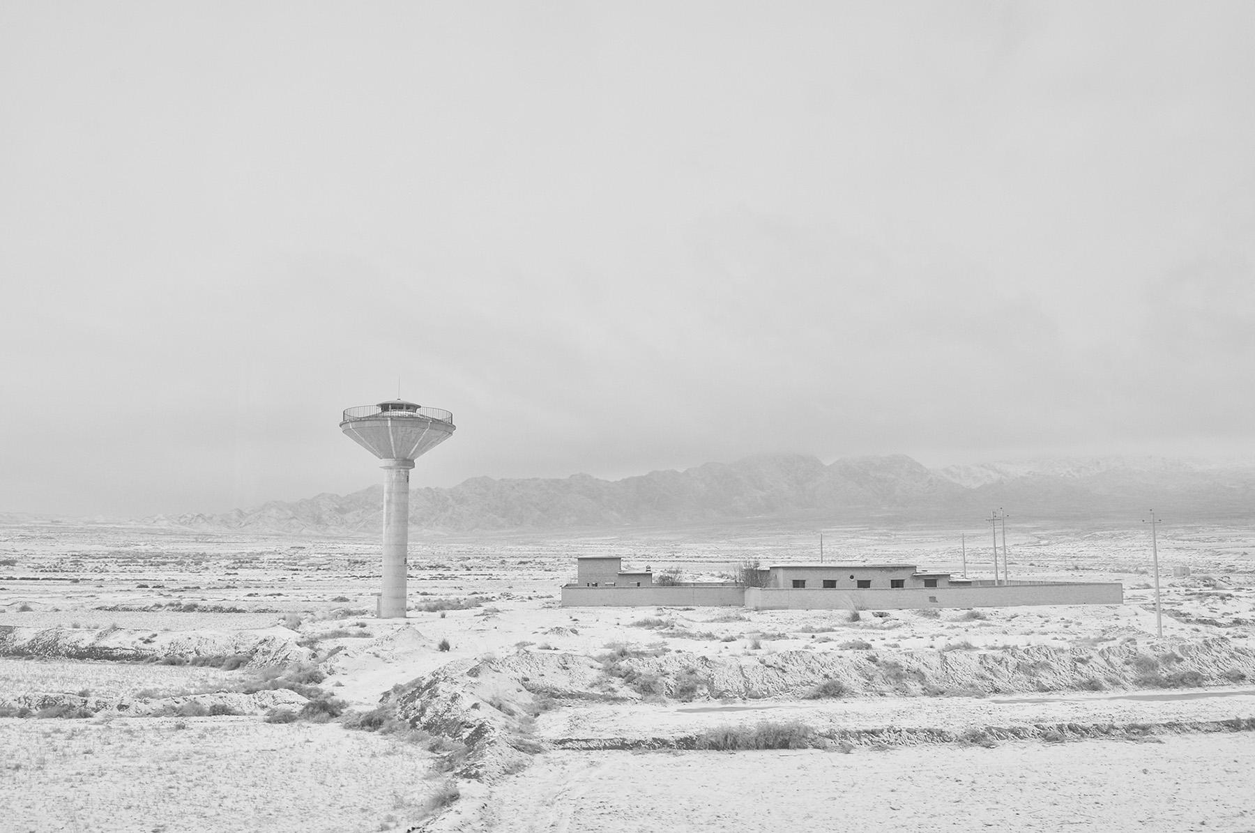 Abandoned Buildings, Tibet